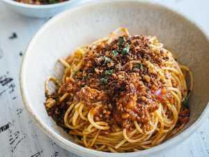 Liaw unveils Vegemite pasta recipe