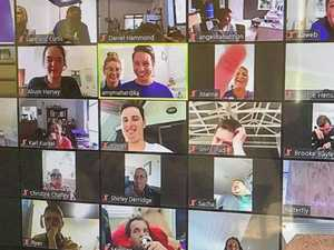 Support group 'virtually' looking after each other