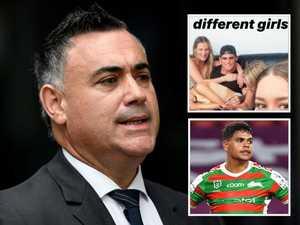 'NRL's warning shot': heavyweight's shutdown threat