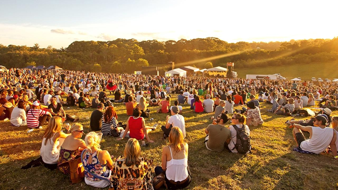 The Big Pineapple Music Festival is offering 500 free tickets to medical staff. Photo: Paul Smith Images