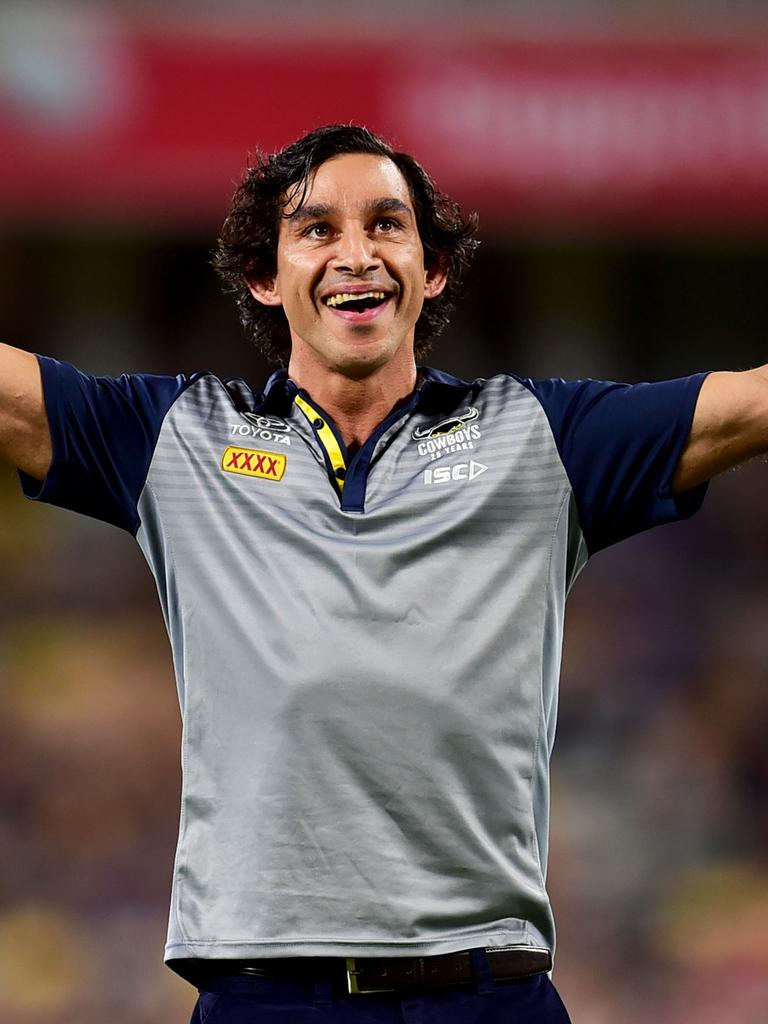 Johnathan Thurston. Picture: Alix Sweeney