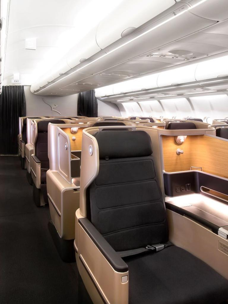 Flying business class could be a thing of the past.