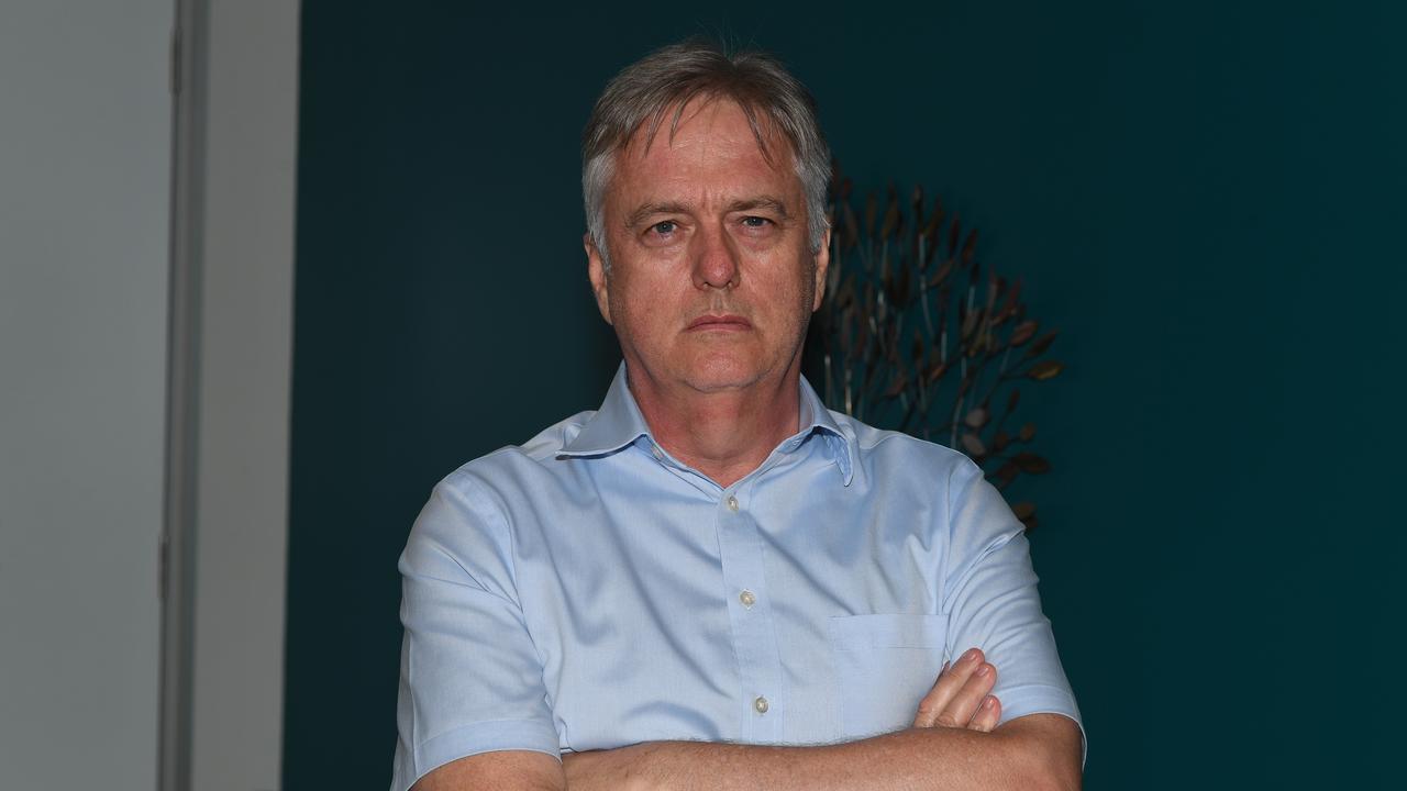 Dr John Manton of Excelsior Medical Centre