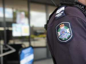 Central Region police officer stood down