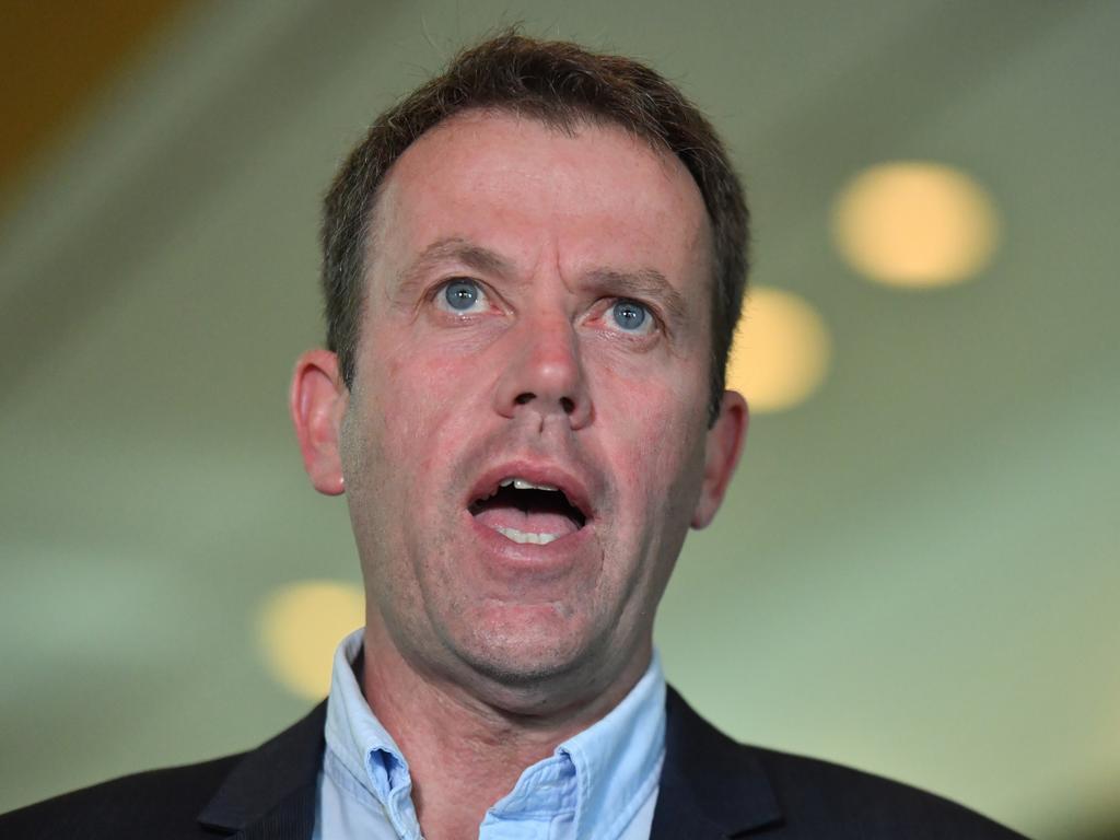 Federal Education Minister Dan Tehan