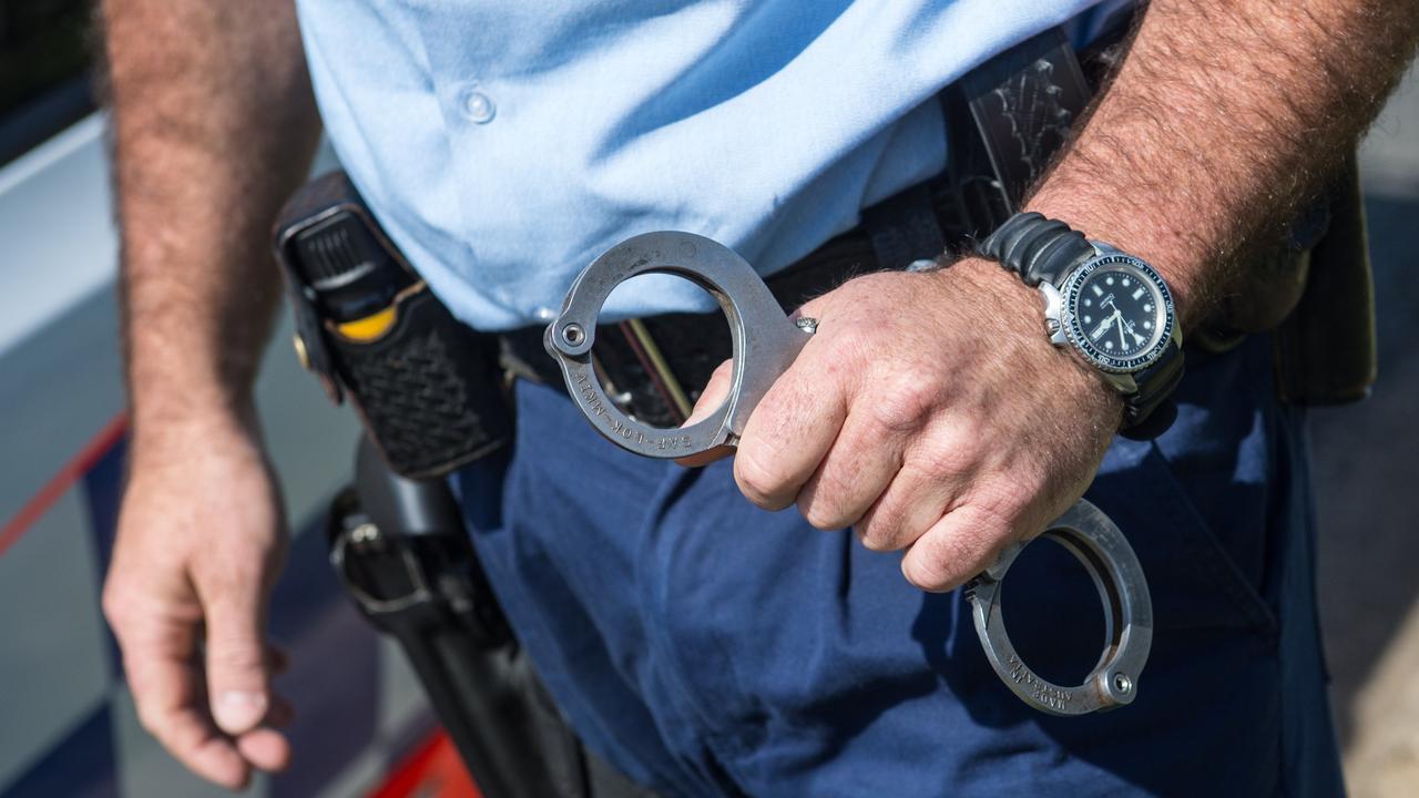 ARRESTED: Police have arrested 55 people on 186 offence for property crime in the Chinchilla area.
