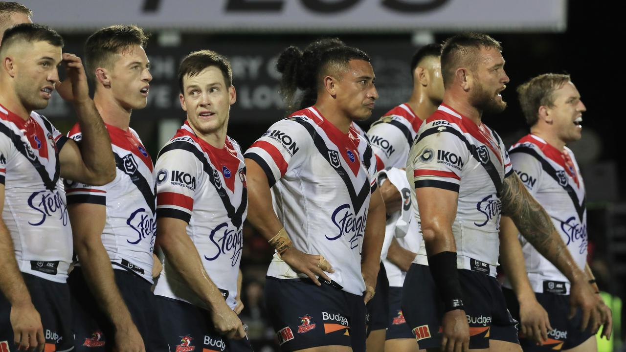 The Roosters can take some motivation from history. Photo: Mark Evans/Getty Images