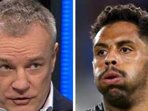 NRL host's spray for 'arrogant' stars