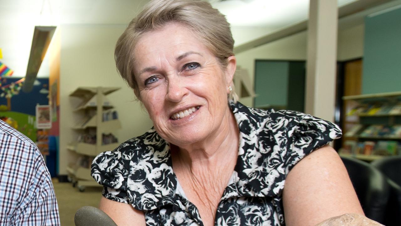 Mackay Region Councillor Fran Mann.