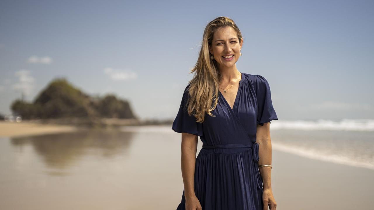 Currumbin MP Laura Gerber says the lack of communication has been a major frustration for her constituents. Photo: Glenn Hunt / The Australian