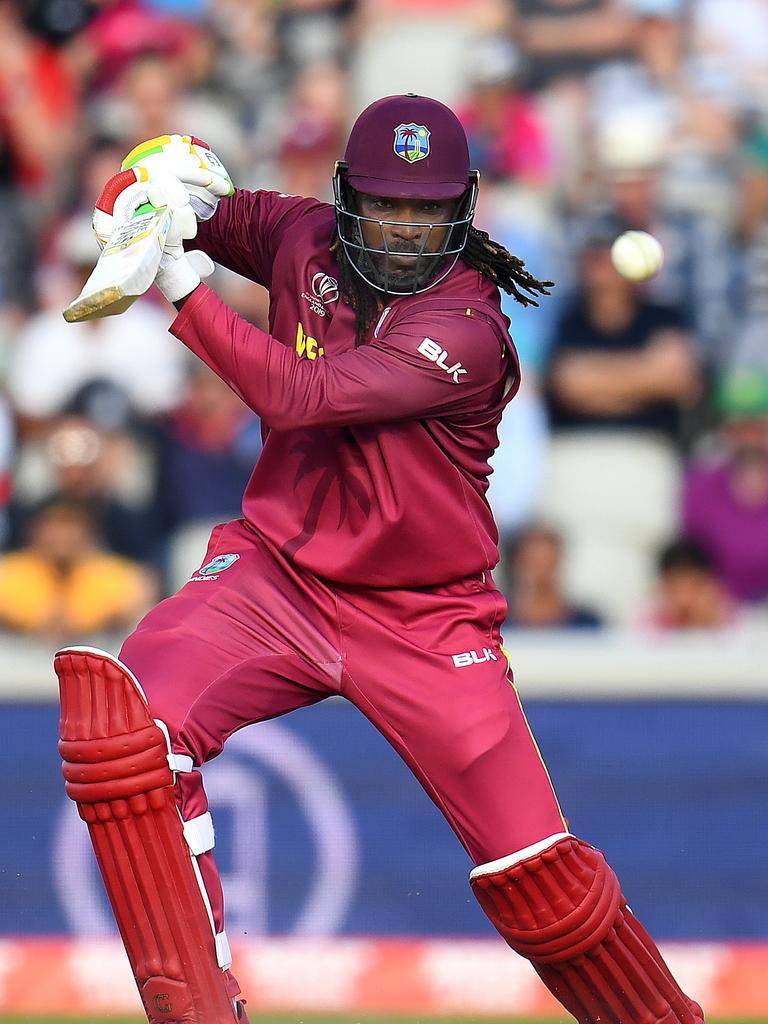 Gayle unleashed a blistering spray at his ex-teammate.