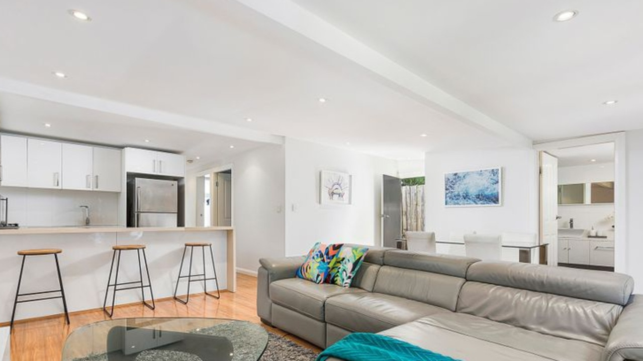 Mr Edge recently sold this inner west property for more than $350,000 above the price he paid.