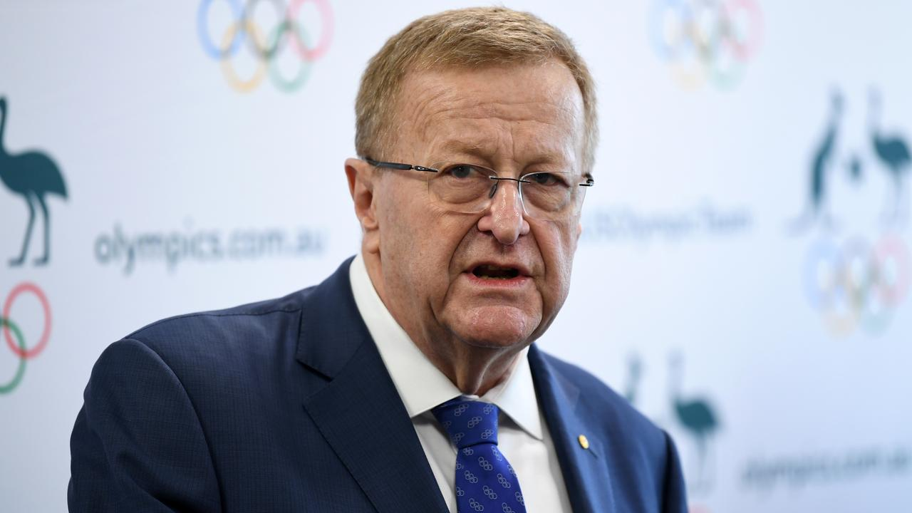 John Coates has been in charge for 30 years.