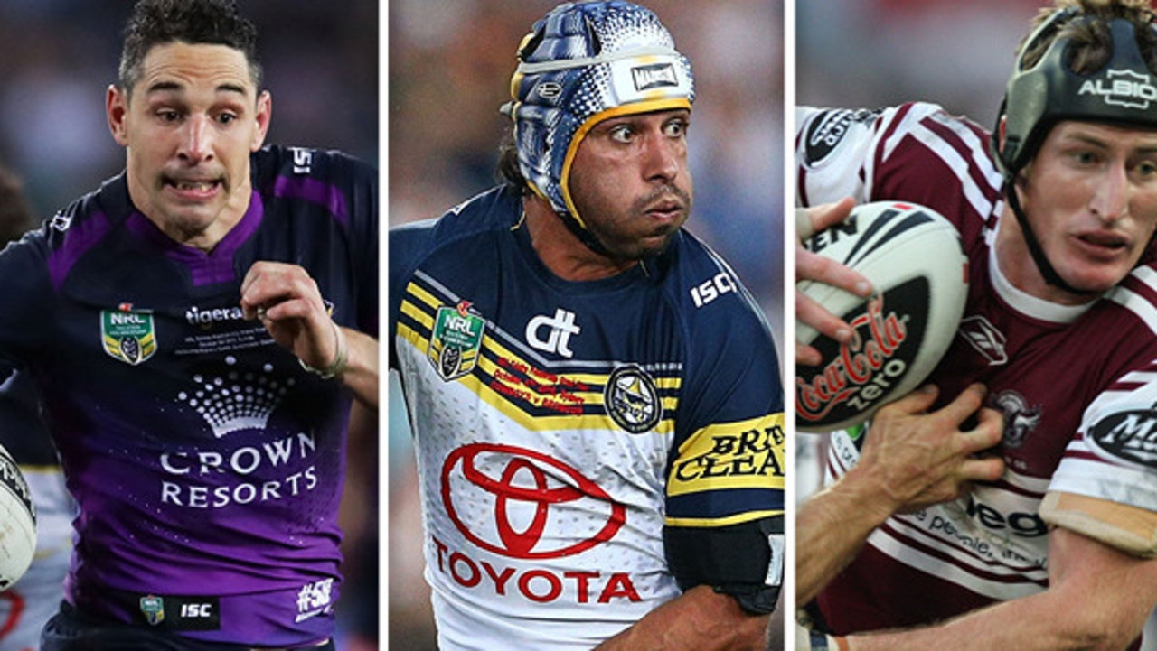 Rugby league's best of the best since 1980.
