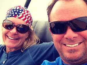 Motocross legend, wife dead after freak crash