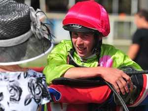 Jockey charged for head strike at Mackay race meeting