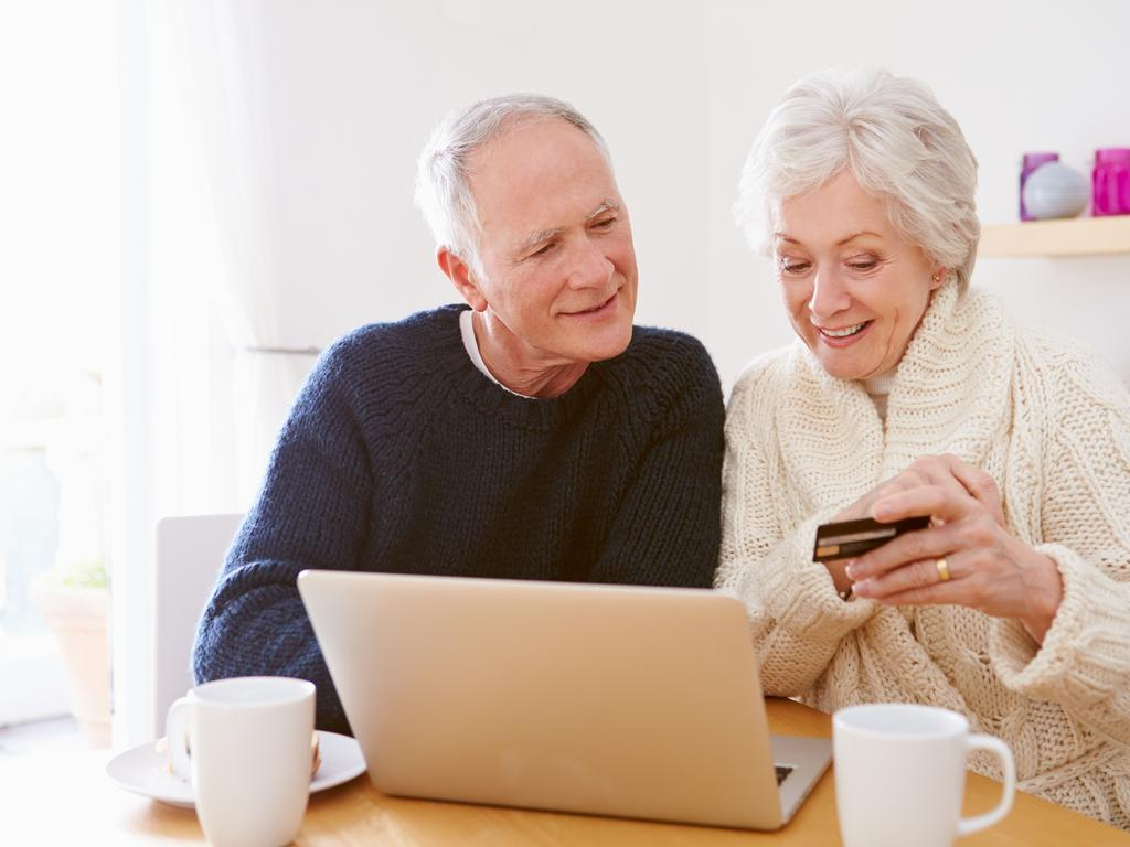 Many customers, particularly those in the older age groups, are engaging with online channels for the first time.
