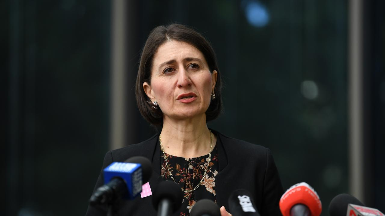 Premier Gladys Berejiklian escalated concerns over Newmarch House to the federal government.