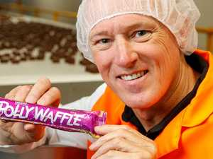 Iconic Aussie chocolate making a comeback