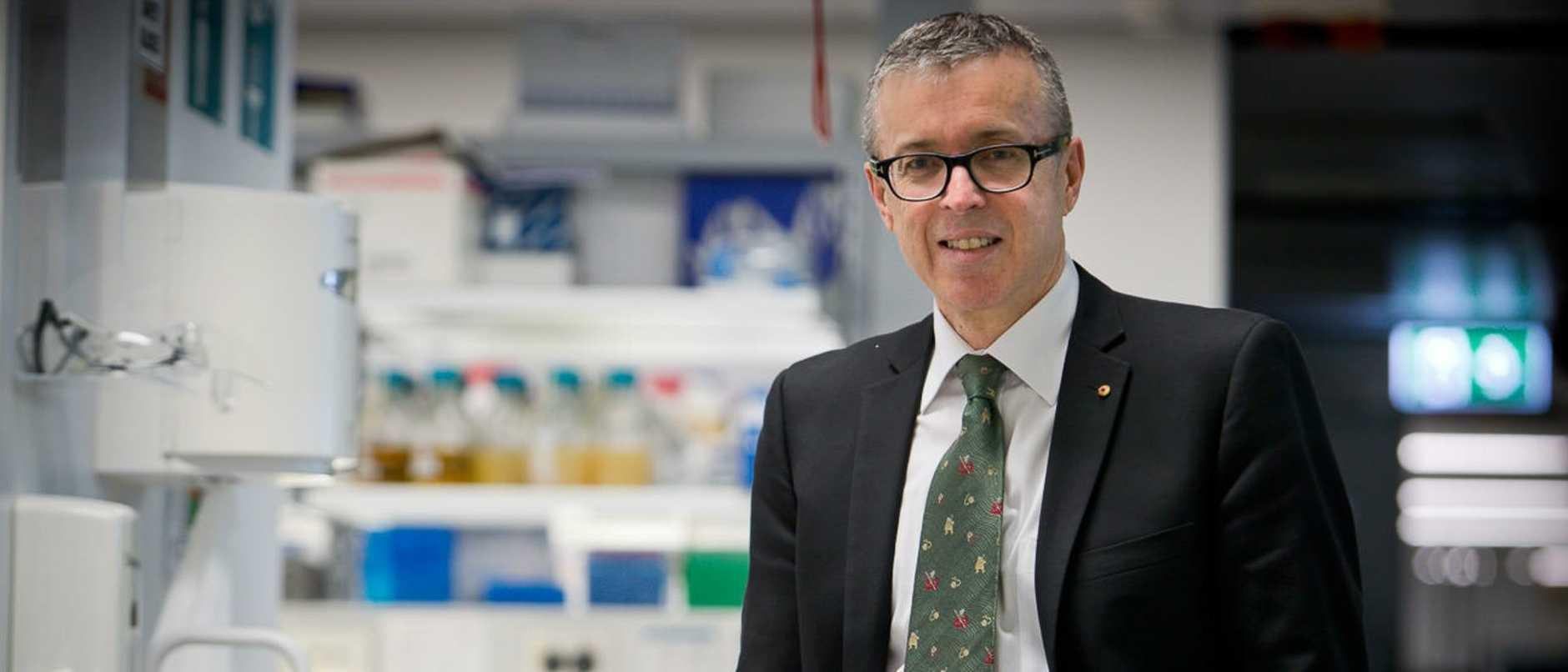 Queensland Brain Institute, Professor John McGrath, Epidemiology, Developmental Neurobiology