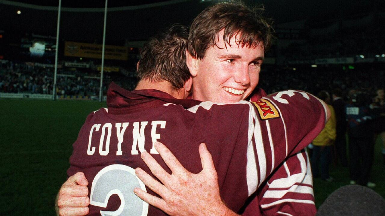 Ben Ikin made his Origin debut at age just 18.