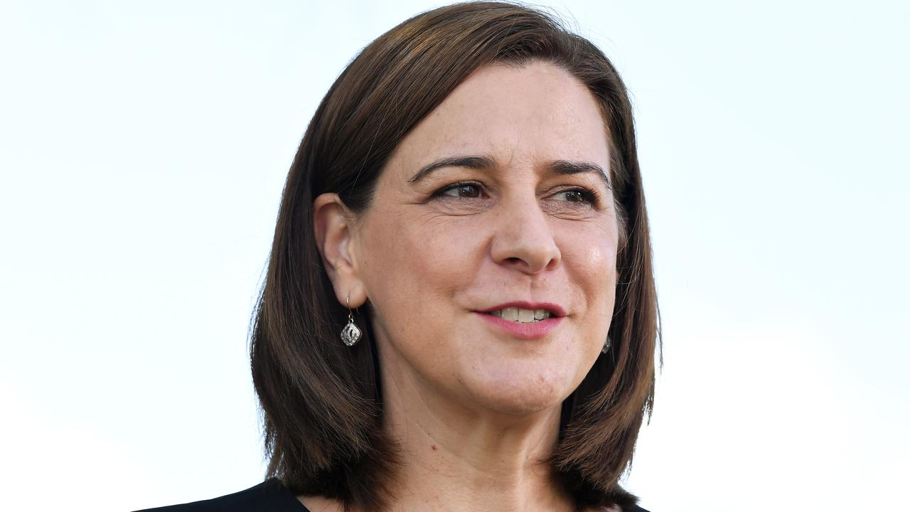 LNP Leader Deb Frecklington has announced her support for the LGAQ's jobs battleplan. Photo: Patrick Woods