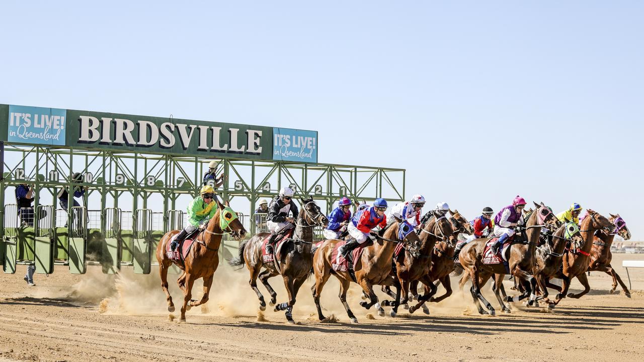 Birdsville Races. Picture: Salty Dingo