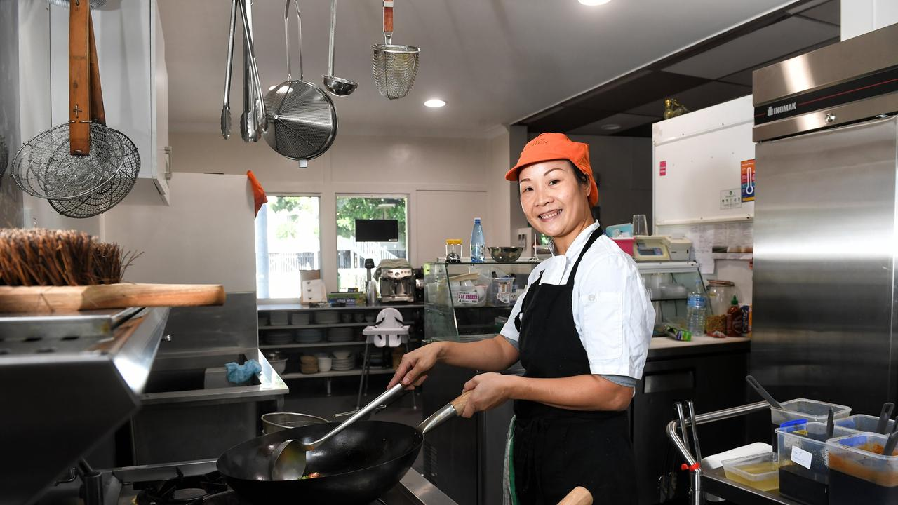 Angle's Kitchen owner Angelina Chen is moving her business.