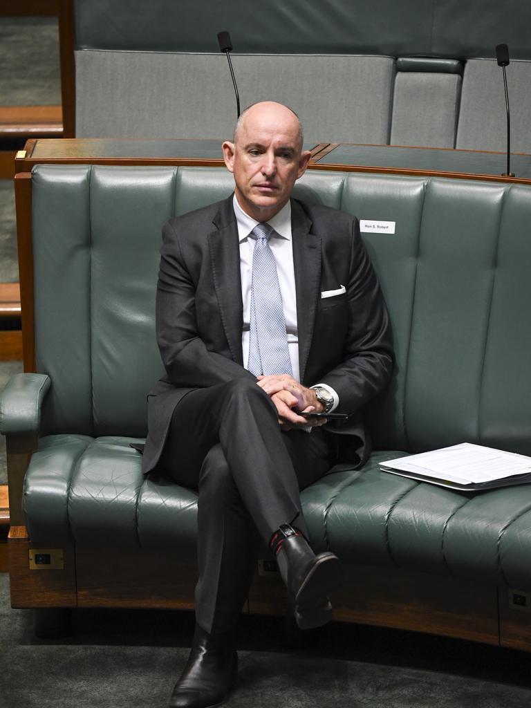 Social Services Minister Stuart Robert