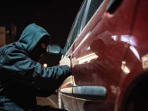 'Determined' thief's bizarre effort to steal a car
