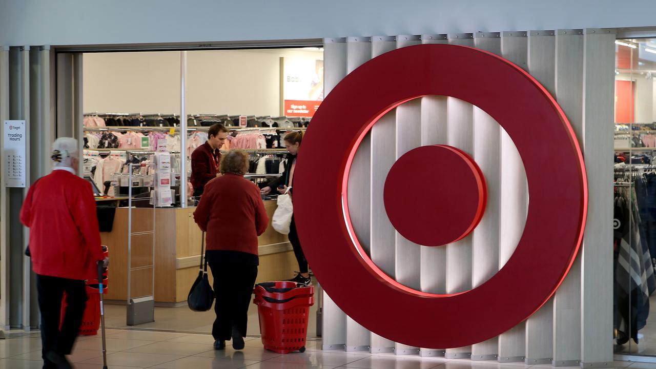 Target stores face an uncertain future. Picture: Glenn Ferguson