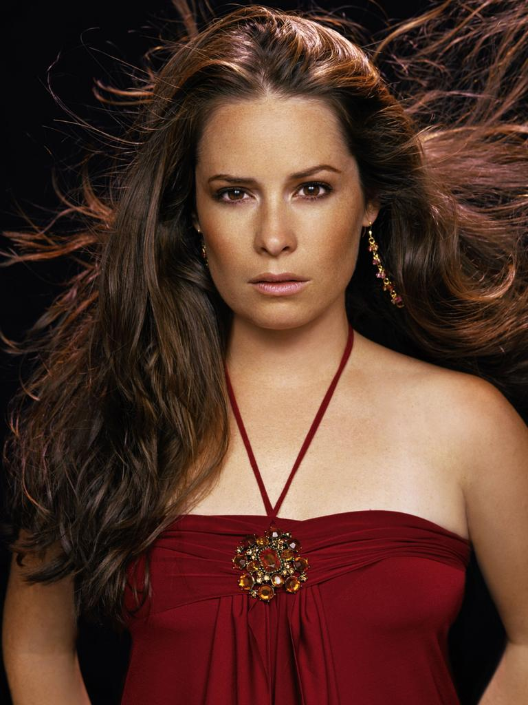 Charmed star Holly Marie Combs.