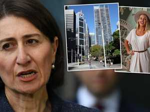 Berejiklian's secret coronavirus freedom matrix