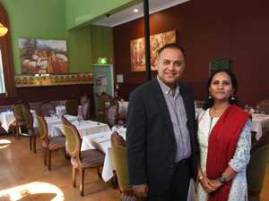 Popular Indian restaurant reopens during pandemic