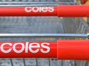 Coles store accused of breaking social distancing rules