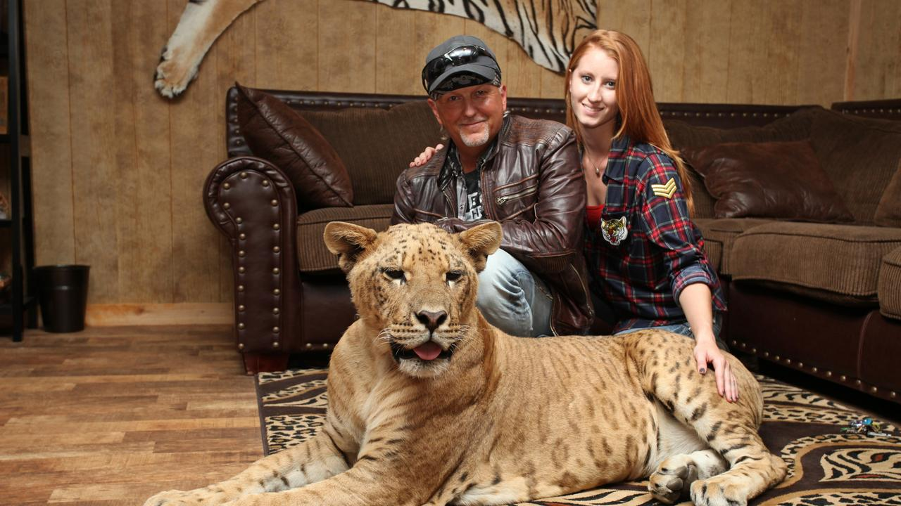 'We Live With 220 Lions And Tigers': BEAST BUDDIES