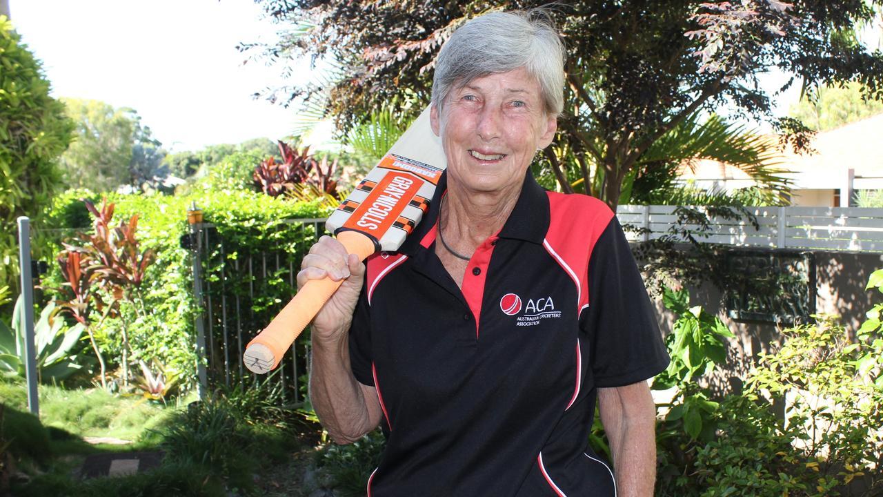 Ex-cricketer Patsy Fayne broke gender barriers.