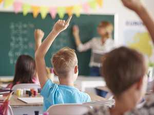 School principal tested for coronavirus