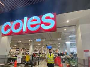 Coles rolls out new check-outs and tech in store