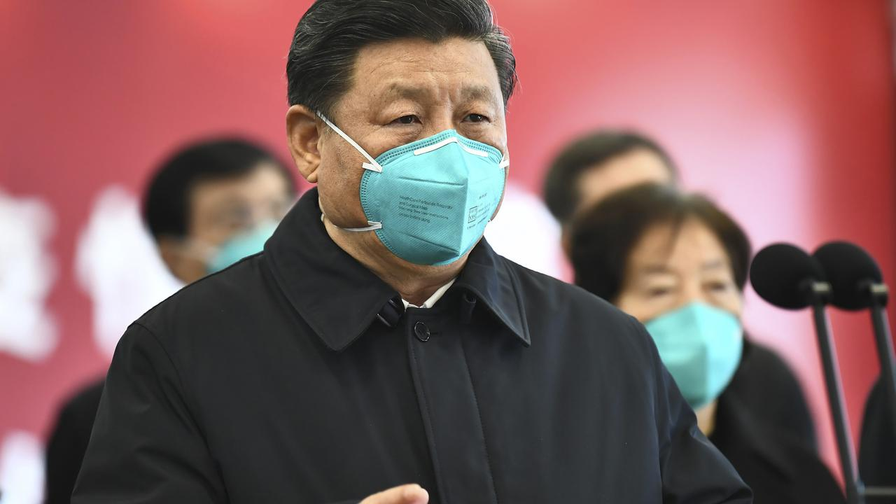 Chinese President Xi Jinping. Picture: Xie Huanchi/Xinhua via AP