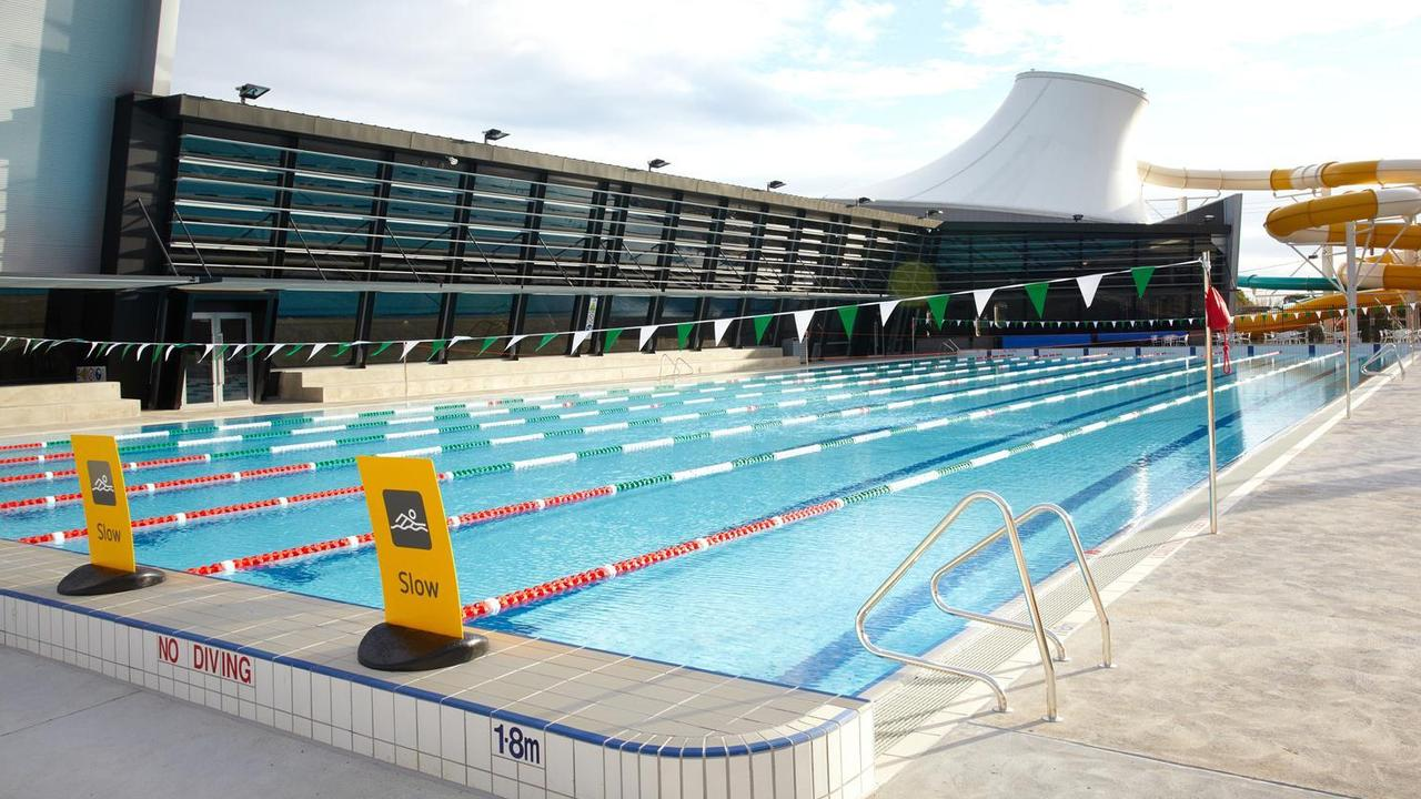 Swimmers are longing to get back in the pool.