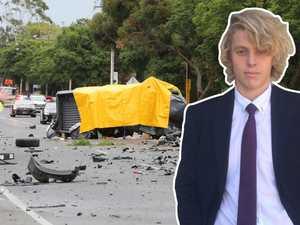 Shattered family of crash driver 'in depth of despair'