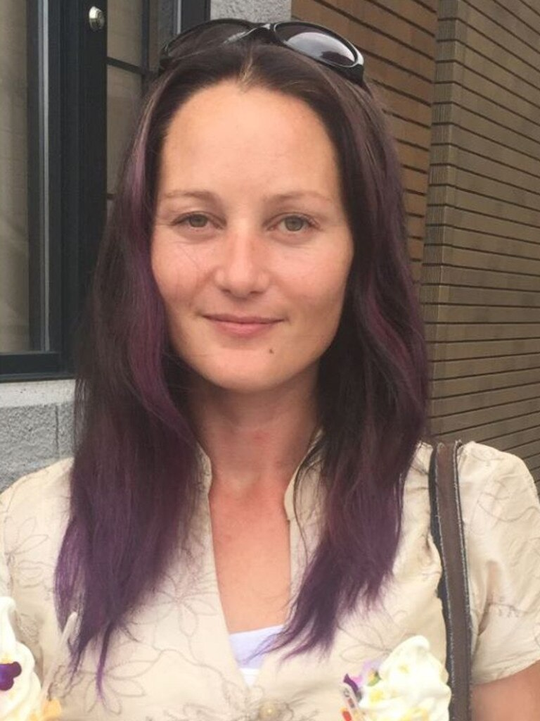 Missing woman Thea Liddle. Picture: Supplied.