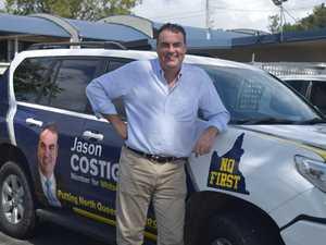 Costo calls for 'immediate' pay cuts for politicians