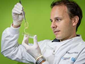 Uni developing coronavirus test using lasers
