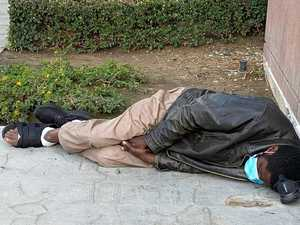 Virus infecting homeless 'like a storm'