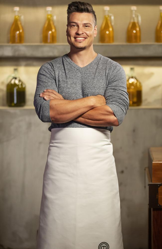 Ben Ungermann was on MasterChef Australia: Back To Win this year prior to his arrest.