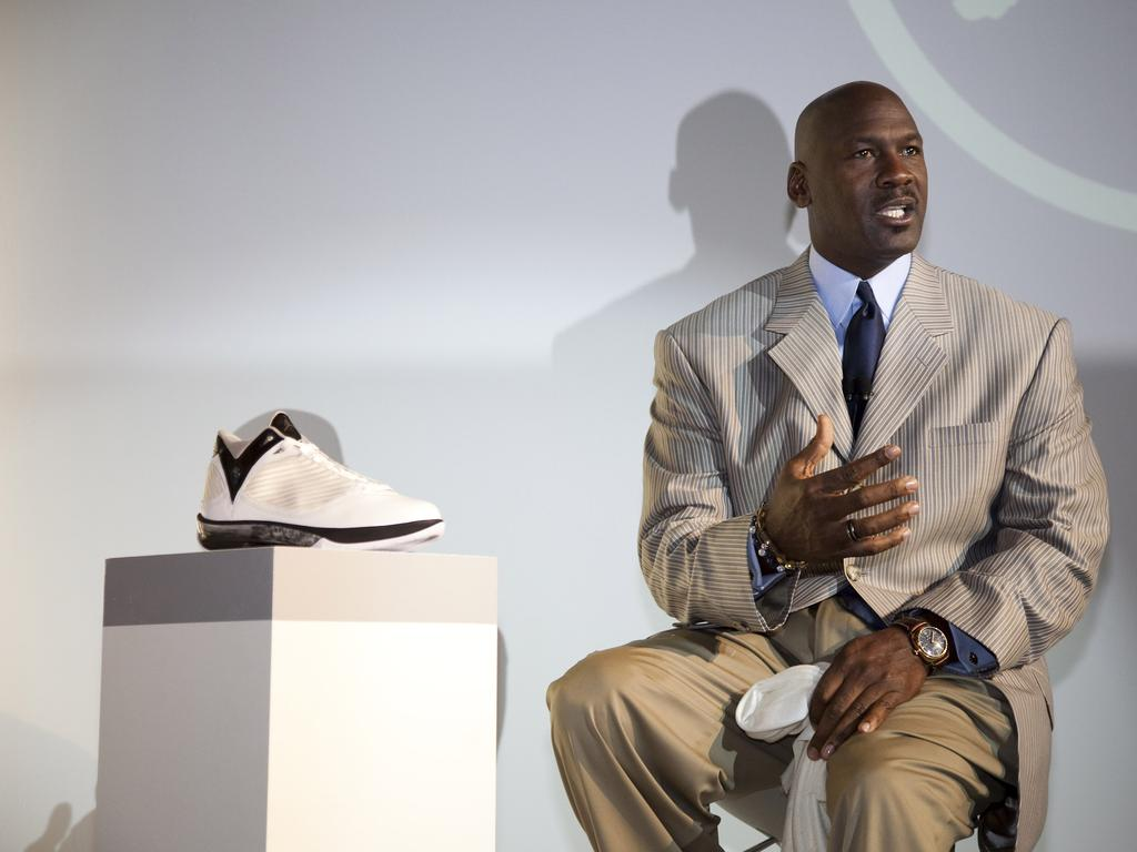 Jordan and Nike took over the sneaker game.