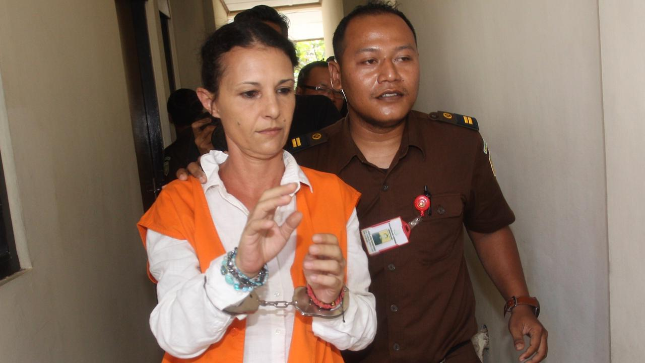 Byron Bay woman Sara Connor is set to be released from Bali's Kerobokan prison soon. Picture: Supplied