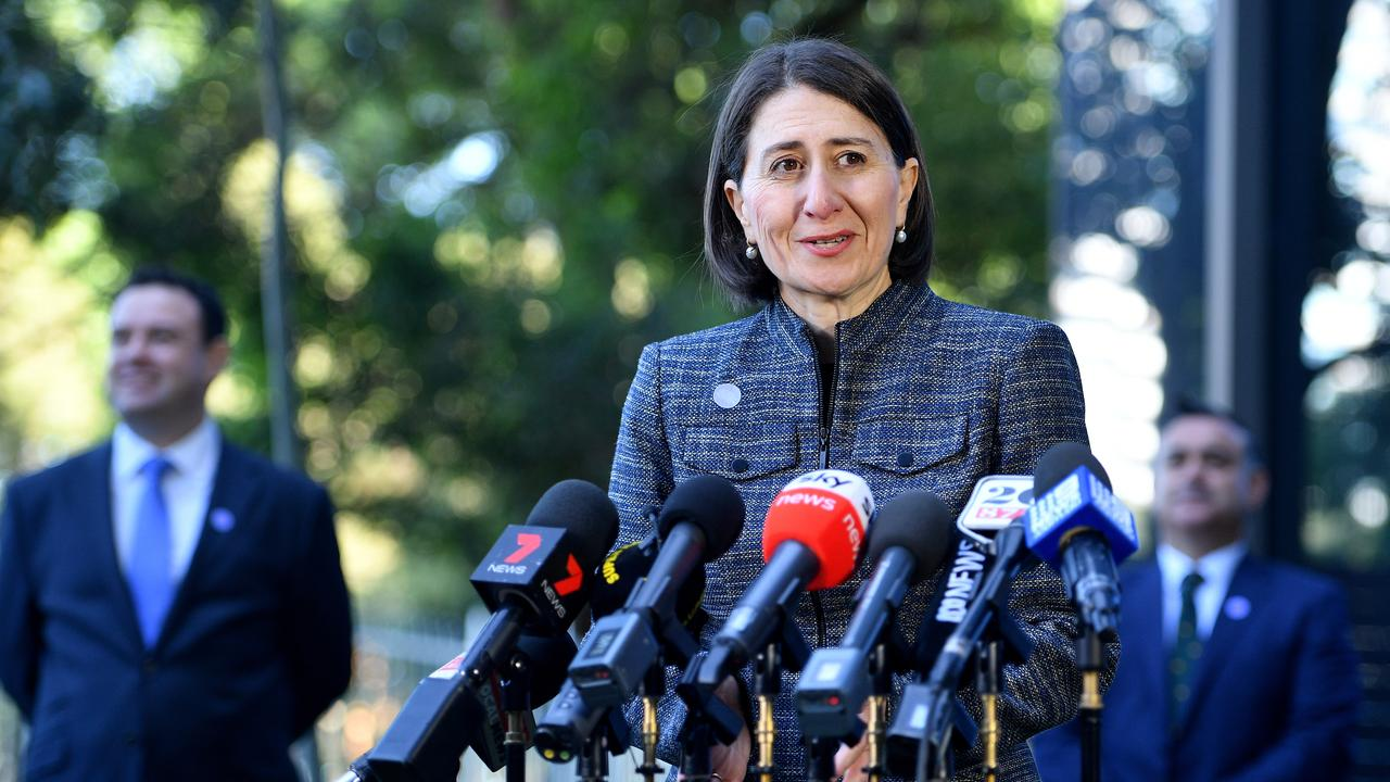 Gladys Berejiklian has stressed that the relaxed rules have conditions attached.